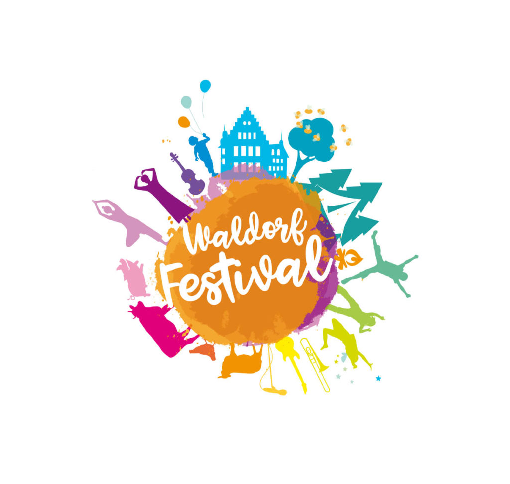Logo Waldorffestival